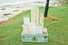 Bohemian Beach Wedding Styled Ceremony | The Bride's Tree - Sunshine Coast Wedding