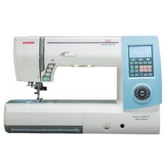 Janome 8900QCP Special Edition SE