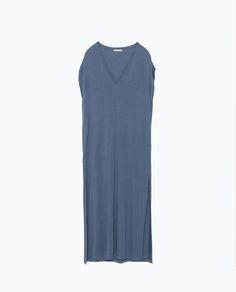 LONG DRESS from Zara