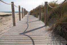 prachtige strand van Quincho Portugal, deze gaat op de schuur!