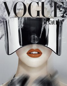 Julia Frauche by Kenneth Willardt for Vogue Japan January 2013