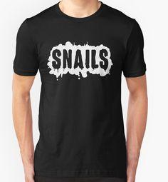 « Snails - shirt » par Rorion