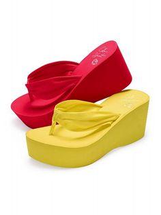 fc3ad61e0c8b Colin Stuart Canvas Platform Flip-flop  VictoriasSecret  http   www.victoriassecret