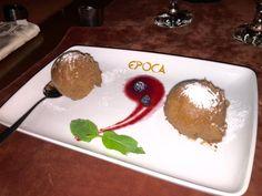 Spaswinefood: Desert Time, Epoca Restaurant, Craiova, Romania