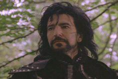Alan Rickman. Robin Hood: Prince of Thieves. 1991.
