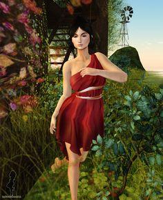 Fashion in SL by Luah Benelli: Viki
