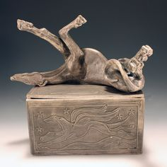 Sarah Snavely - I love this artist's boxes - I WANT THIS!!!!!!!  :)