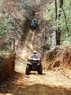 ATV trail riding also in Alaska.  How awesome would that be?!!