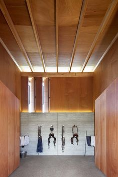 Gallery of Equestrian Buildings / Seth Stein Architects + Watson Architecture+Design - 3