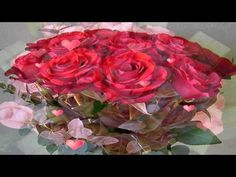 Damian Holecki MAMO DLA CIEBIE JESTEM - YouTube Floral Wreath, Make It Yourself, Youtube, My Love, Rose, Flowers, Plants, Pink, Roses