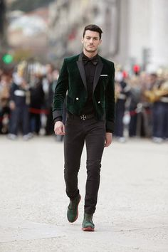 Nuno Gama Fall-Winter 2014 | Moda Lisboa Fashion Week - Male Fashion Trends