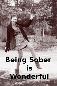 Happy Sober Alcoholic-Click the image to experience a wonderful story shared by a recovered alcoholic.