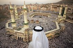 8ac5053f6 In the religion people are supposed to visit at least once Mecca. Only if  they