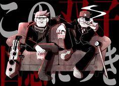 Outlaw twins Stn and Ford - ところがどっこい ハァドッコイ