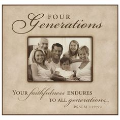 10 Best Four Generations Ideas Images Generation Photo Generation