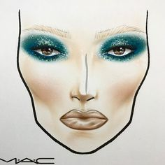 238 отметок «Нравится», 3 комментариев — Massimo Mazzotta Møller (@thebeautypirate.dk) в Instagram: «Nordic look of the day for the Mac Regional Meeting ! #facechart #maccosmetics #makeup #glitter…»