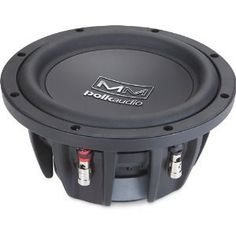 Polk Audio AA3085-A MM840 DVC 8-Inch Subwoofer by Polk Audio. Save 27 Off!. $109.28. Introducing the new Mobile Monitor (MM) Series high performance loudspeaker systems, the next generation in mobile loudspeaker design. The MM Series features 18 new models, including 3 Ultra Marine designs, to fit virtually any application on land and water. The MM Series is composed of 6 full range systems, 3 component packages and 9 subwoofers. As a result of 3 years of Polk research and development, the…