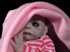 OOAK Krypt Kiddies Vampire Goth Horror Gothic Repaint Demon Reborn Doll Evil A | eBay