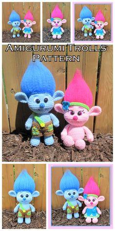 New Amigurumi Doll And Animal Crochet Pdf Free Patterns - Amigurumi
