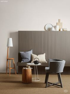 Luke 6 – Årets vakreste kalender Style At Home, Paz Interior, Plank Walls, Wall Paint Colors, Diy Pallet Projects, Nordic Style, Home Fashion, Scandinavian Design, Accent Chairs
