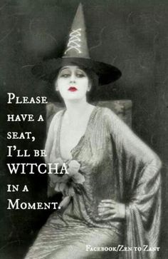 I can imagine Mae West saying that line!