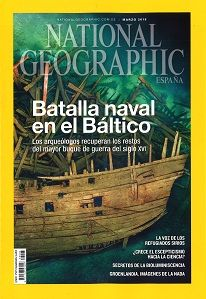 NATIONAL GEOGRAPHIC  Vol. 36, nº 3 (Marzo 2015)