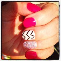 Love nubar!! Nail art!! Summer fun!!!