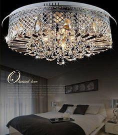 Wholesale LED LIGHTS - Buy Modern Chandeliers European Crystal Lights Ceiling Lamp Fixtures Lighting, $349.21 | DHgate