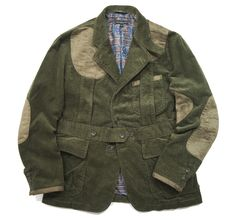 2014FW「ENGINEERED GARMENTS」 NORFOLK JACKET (has a matching vest...)