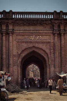 delhi gate lahore #Lahore #Architects #Construction  http://www.arcon.pk/construction