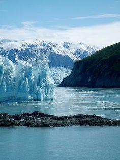 Hubbard Glacier  http://www.lj.travel/home.cfm #legendaryjourneys #travel