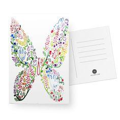 Cartões Asas da Imaginação do Studio Dutearts por R$ 26,00