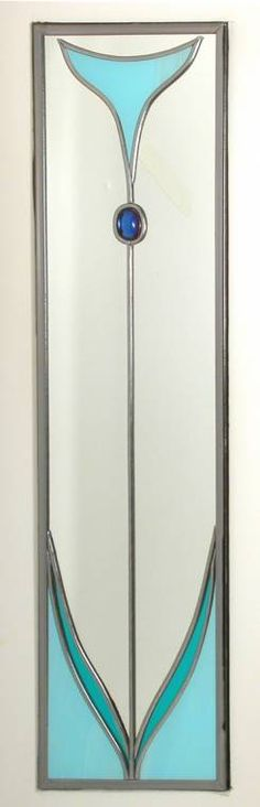 Mackintosh Mirrors - Charles Rennie Mackintosh Mirrors, Stained Glass Leaded Mirrors, Arts & Crafts, Glasglow Rose, Mackintosh Rose, ususual...