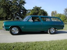 1964 Chevelle Wagons