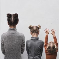 Die Bloggerin Dominique und ihre Töchter im Partner-Look - mom and daughters13