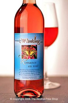 A premium quality de-alcoholised organic rosé wine from Bordeaux.It consists of 40% Sauvignon blanc and Semillon grapes as well 10% Merlot and 10% Cabernet Sauvignon. It is dry with a fresh character. It should be served chilled and, although it is a...