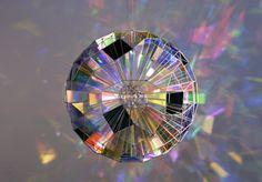 Olafur Eliasson, Colour square sphere, 2007    Studio Olafur Eliasson