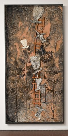 Anselm Kiefer. Love his work so much.
