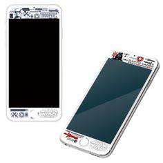 スター・ウォーズ iPhone6対応ブルーライト低減液晶保護フィルム