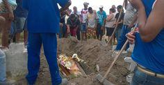 Líder comunitário do Alemão é enterrado no Subúrbio do Rio