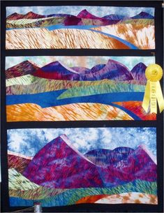 Do you think our picks from the Arizona quilt show are a little bit.... eclectic?  You'd be right.  We don't always gravitate to the top awa...