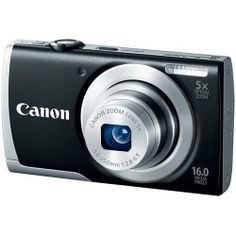 Canon PowerShot A2600 IS 16.0 MP Digital camera...