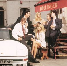 Yuppie, America anni '80-'90