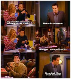 Friends - The TV Serial !