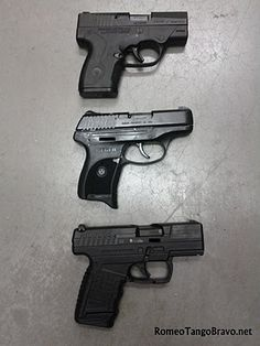 Tiny 9s (Beretta Nano, Ruger LC9, Walther PPS)