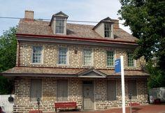 Johnson House & Cliveden 6306 Germantown Ave, Philadelphia, PA 19144