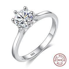 9 Goldenchen Fashion Jewelry 14k Gold Filled Emerald Diamond Ring Women Anniversary Engagement Wedding Gemstone Ring