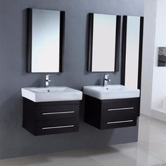 "Legion Furniture WA3102 Set Of Two Of 24"" Vanity"