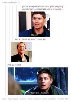 #Supernatural haha