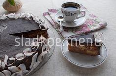 """Торт """"Криольо"""" из книги Пьера Эрме Ларусс Шоколад. Необычный и очень вкусный! Хрустящий кокосово-миндальный дакуаз, карамельные бананы, невероятно ..."""